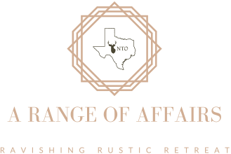 A Range Of Affairs: A Texas Wedding Venue Logo